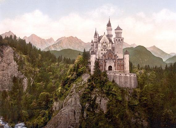 castillo cenicienta real