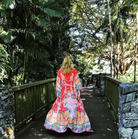 paula ecehevarria kimono
