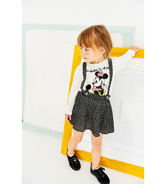 niña Zara kids ropa