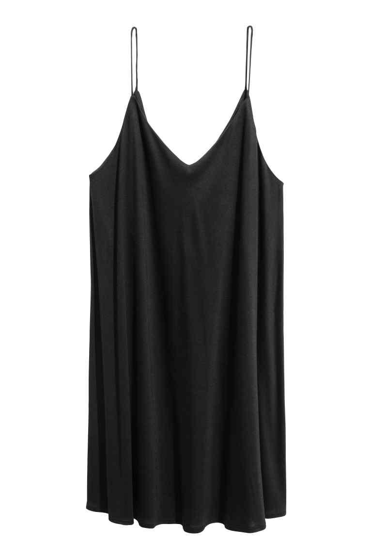 vestido H&M basico