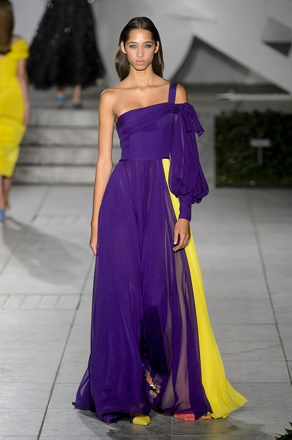 Carolina Herrera estampado colores