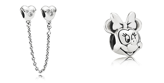 charms minnie Pandora Disney