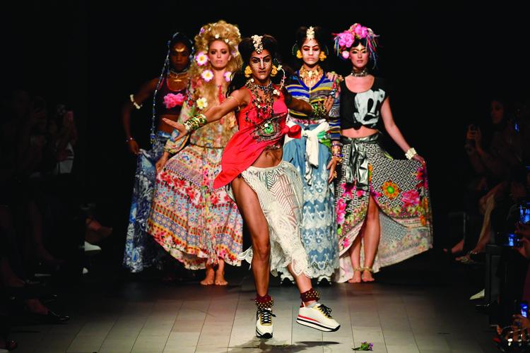 desigual newyork fashion week