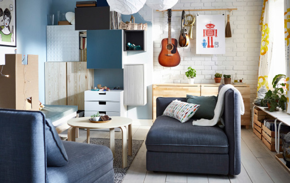 IKEA decoración de interiores