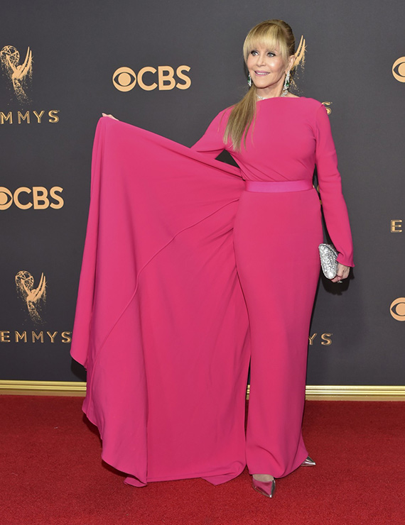 Jane Fonda Premios Emmy 2017