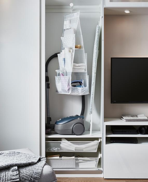 espacio para la limpieza ikea