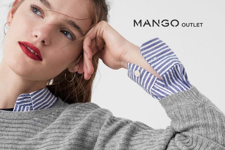 mango outlet descuentos