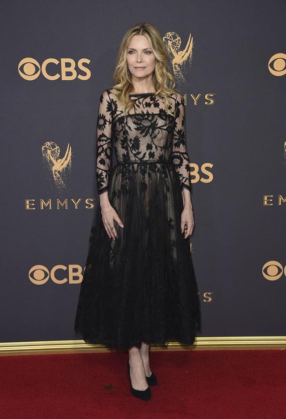 Michelle Pfeiffer Premios Emmy 2017
