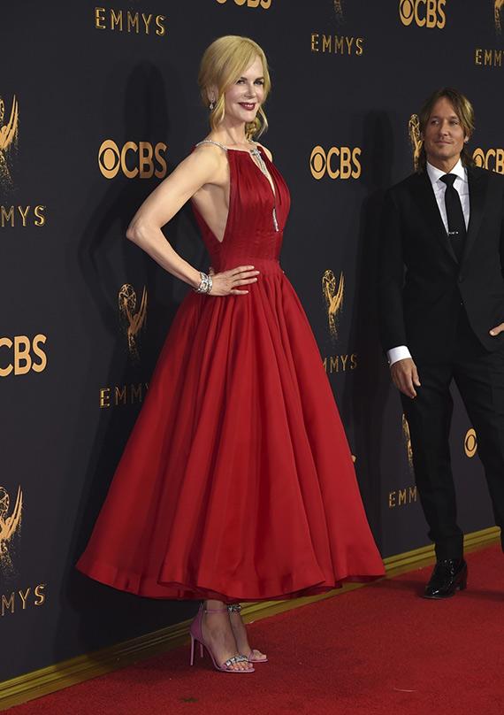 Nicole Kidman Premios Emmy 2017
