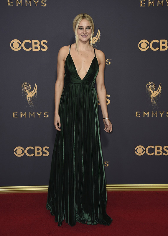 Shailene Woodley Premios Emmy 2017