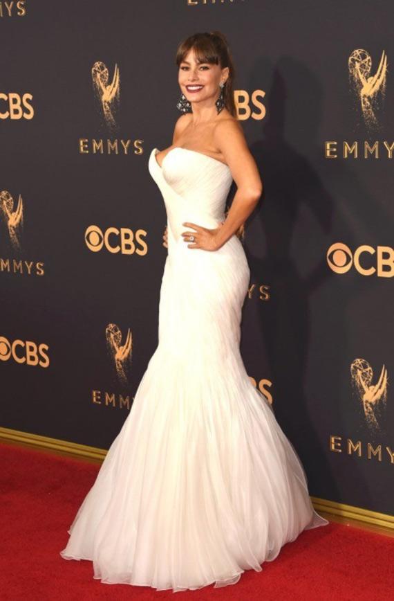 Sofía Vergara Premios Emmy 2017