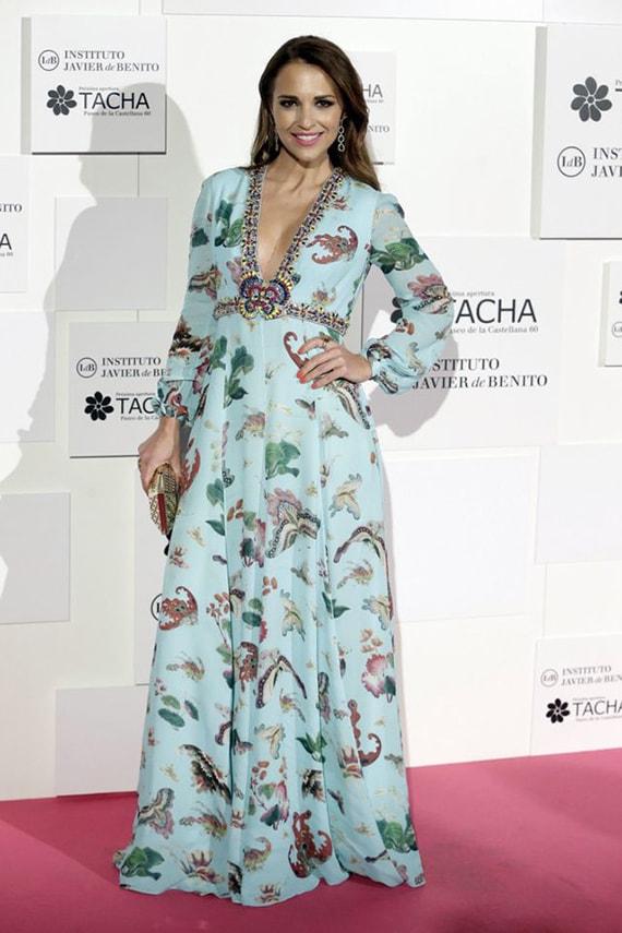 Tacha Beauty Paula Echevarria