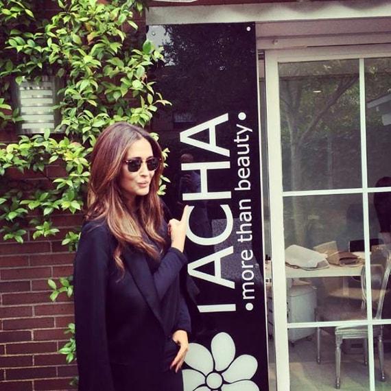 Tacha Beauty Vicky Martin Berrocal