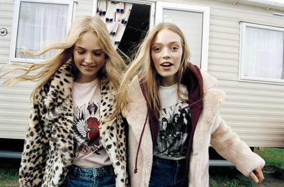 pull and bear coleccion joven