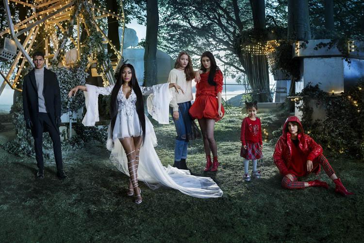 H&M coleccion navidad