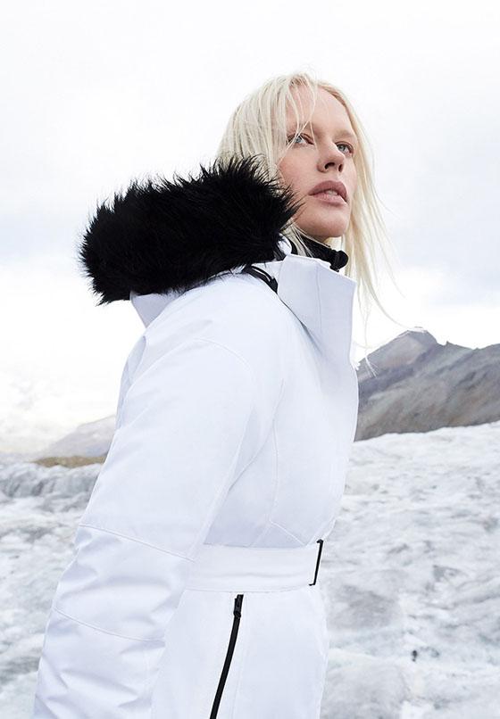 chaqueta ski mujer
