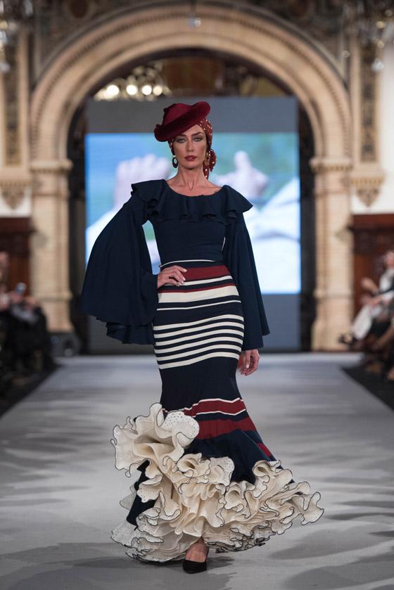el ajoli traje de flamenca