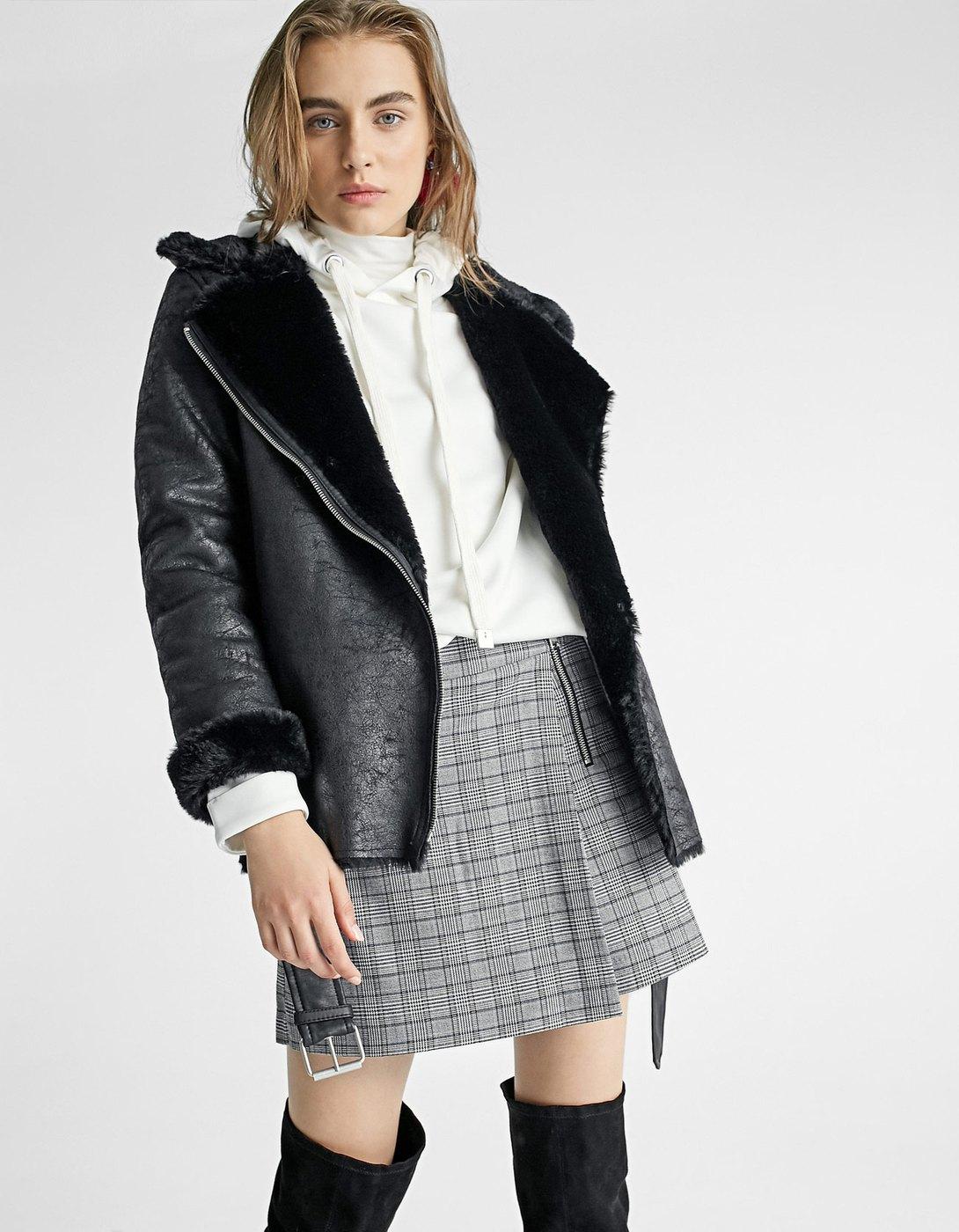 chaqueta stradivarius rebajas