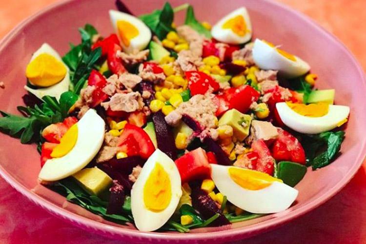 reectas sanas bajas en calorias