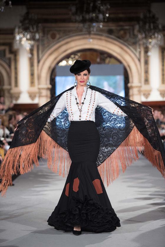 el ajoli traje flamenca