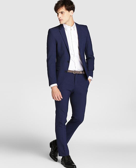 traje azul selected el corte inglés primavera verano 2018