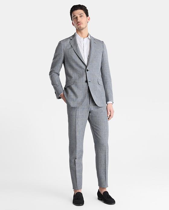 traje gris oxford el corte inglés primavera verano 2018