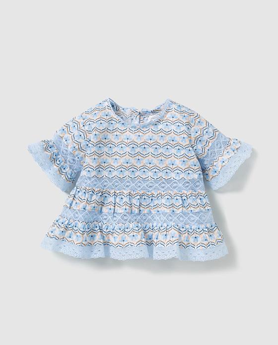 blusa bebé bass 10