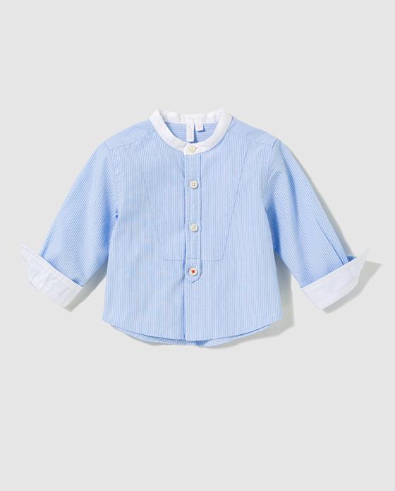 camisa niño bass 10