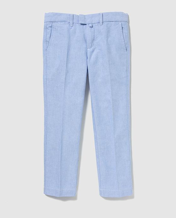 pantalón azul niño bass 10