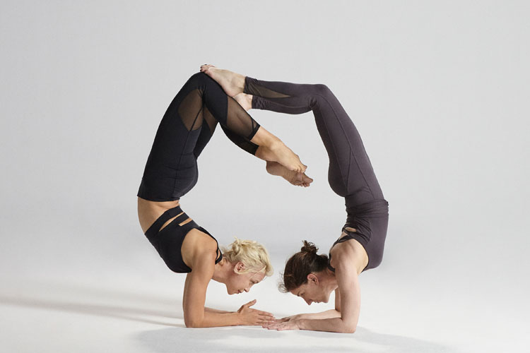 free yoga oysho