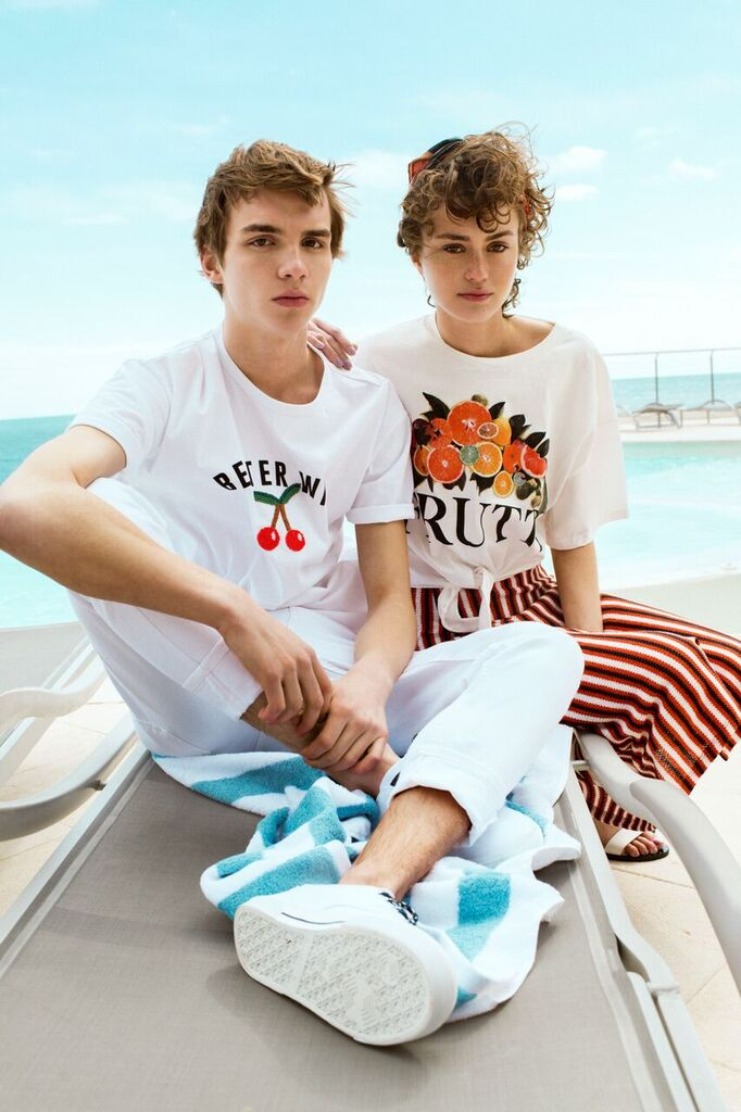 pull and bear coleccion