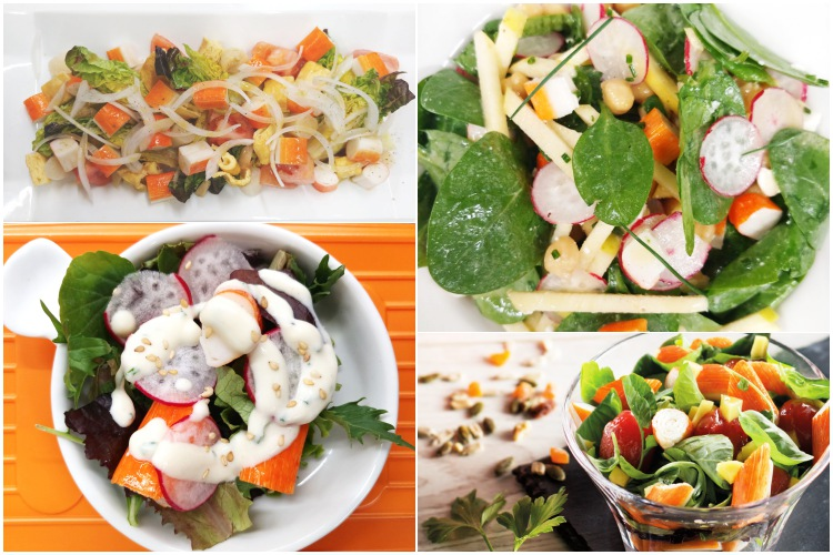 ensalada perder peso