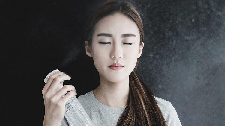 Cremas faciales japonesas