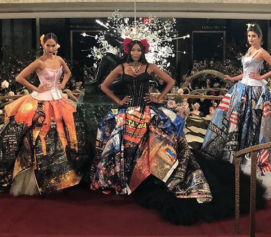 Dolce Gabbana Nueva York Alta Moda
