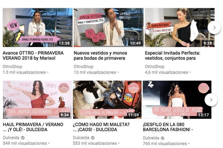 youtubers de moda famosos
