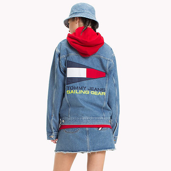 Tommy Jeans Capsule cazadora
