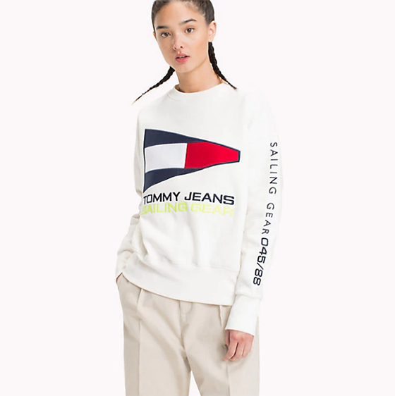 Tommy Jeans Capsule sudadera