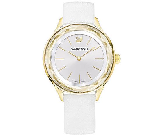 reloj swarovsky blanco