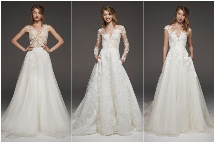 vestidos novias princesa