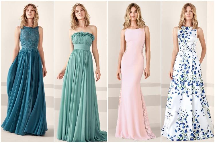 vestidos largos pronovias