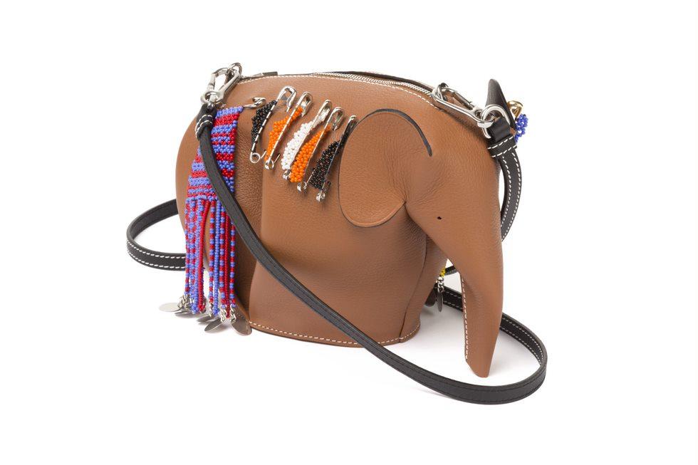 bolso loewe elefante