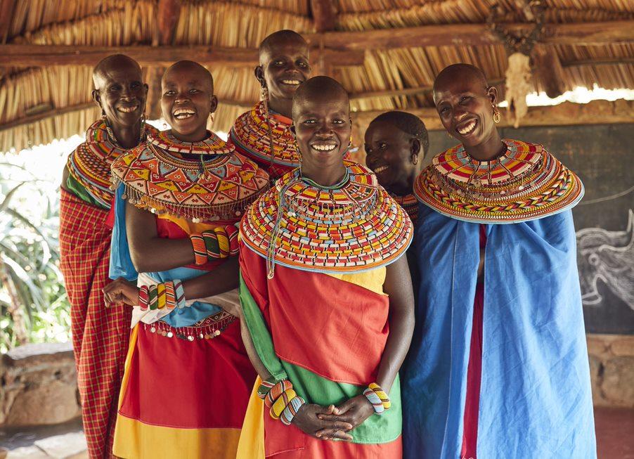 mujeres de kenia