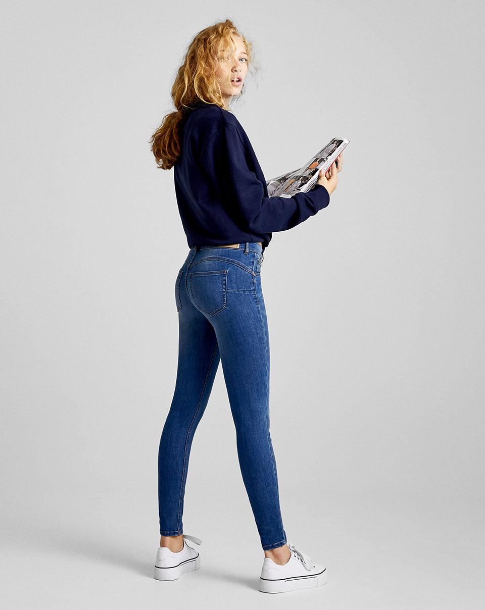 jeans pullandbear