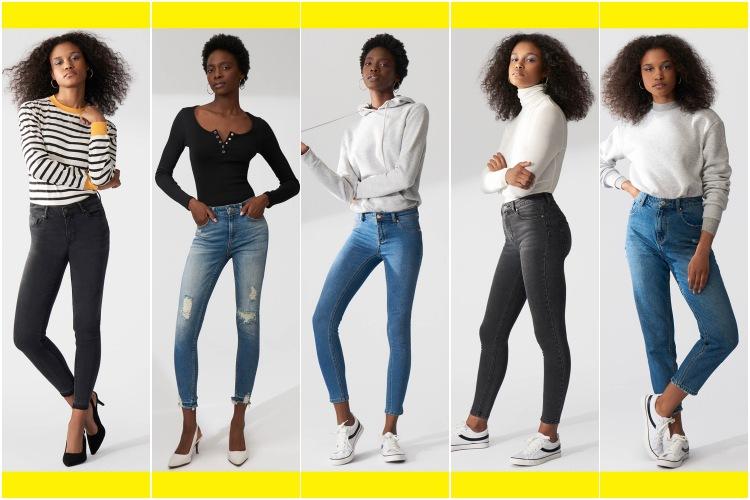 Pantalones Vaqueros Primark Coleccion Mujer Los Que Mejor Te Sientan Segun Tu Cuerpo Y Estilo Modalia Es