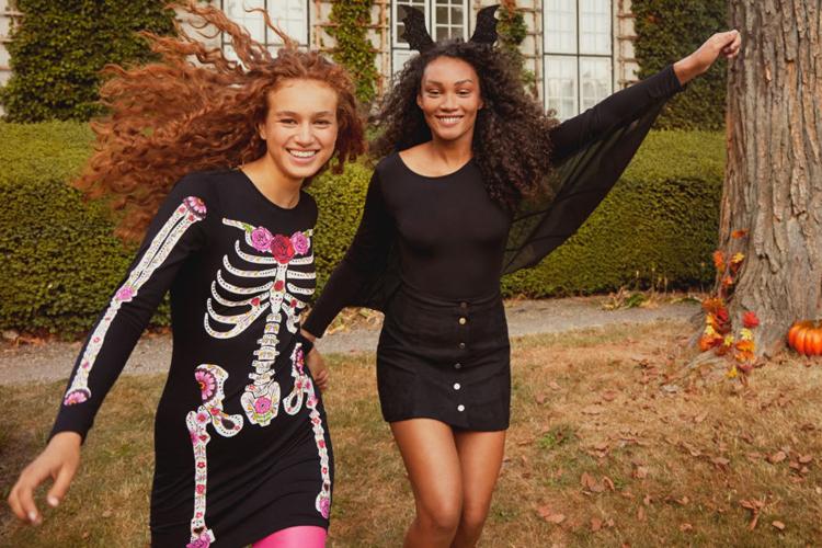 H&M coleccion Halloween