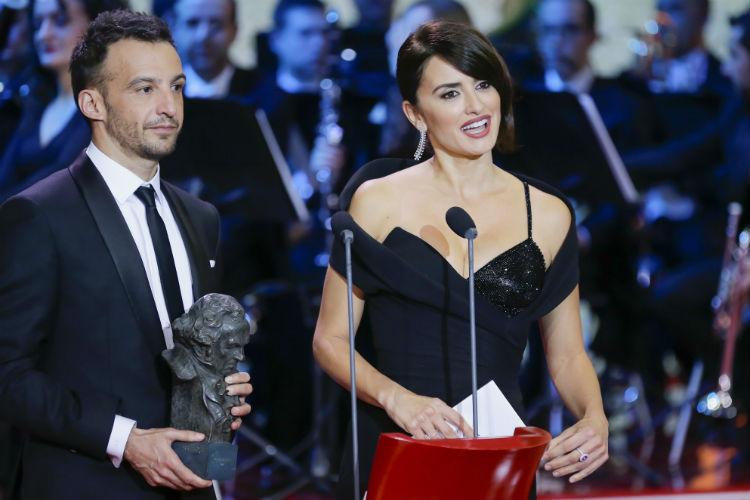 Premios Goya en Sevilla