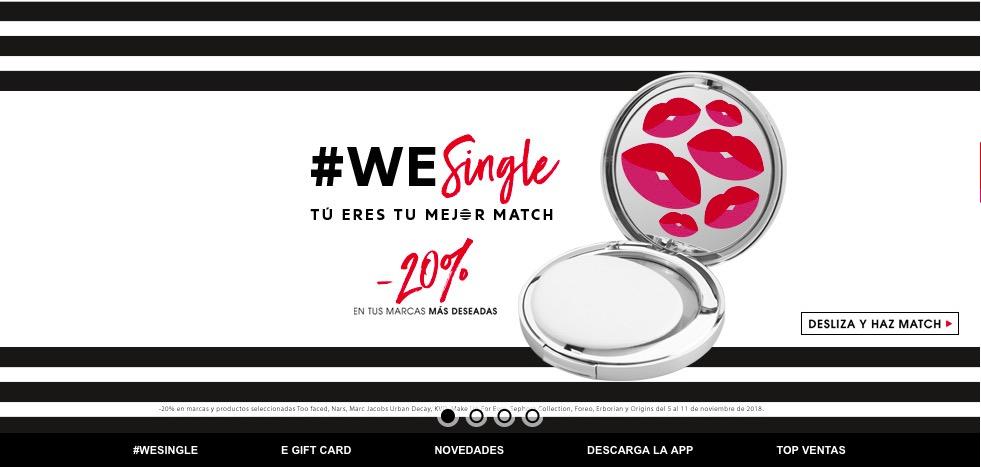 Sephora We Single