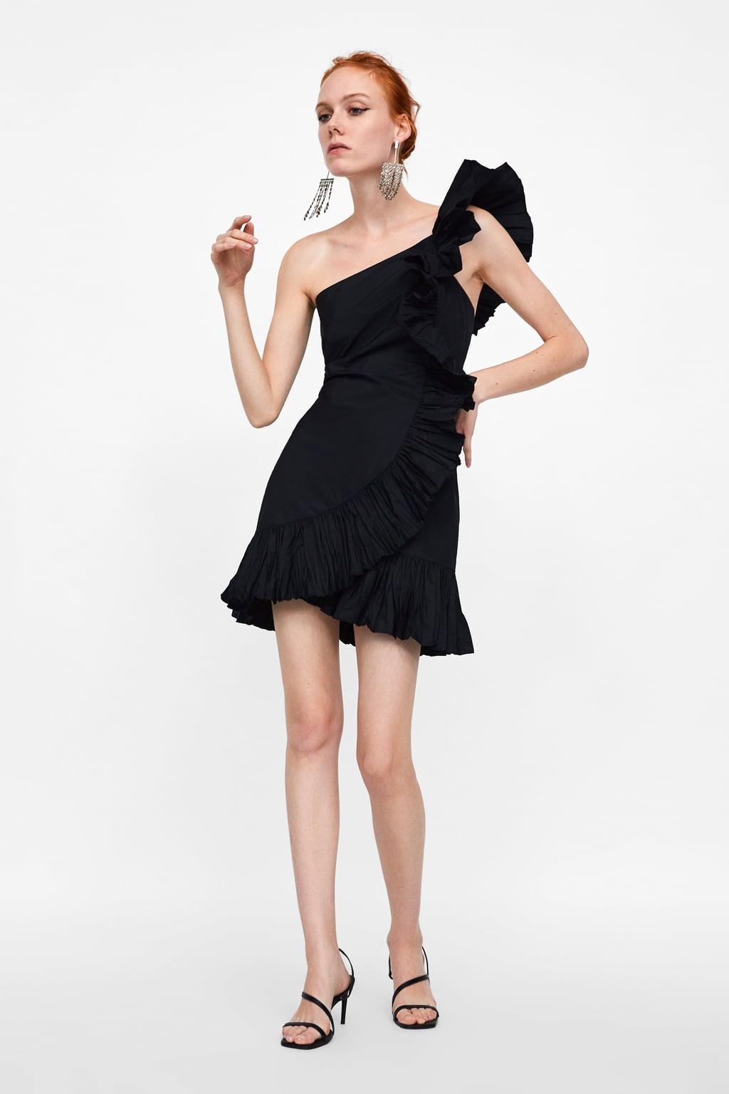 Vestido fiesta Zara
