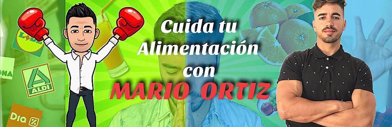 Mario Ortiz dieta
