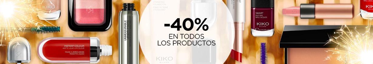 Kiko maquillaje Rebajas